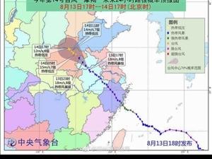 """台风""""摩羯""""半夜跑偏了;郑州又一次完美错过?"""
