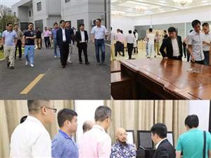深圳中电投有意与澳门网上投注游戏合作农经信息化建设