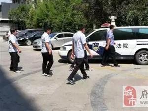 府谷法院执行局赴西安集中评估房屋38套、腾退2套,强行开锁6套!