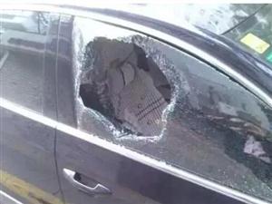 澳门赌博网站连发9起!白云大道、金虾路等地多辆私家车被砸车窗!警方终于…