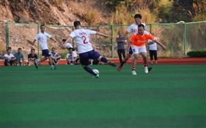 修水第十九届男子足球联赛足球联赛完美收官