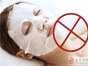 女生敷面膜的4种坏习惯,皮肤越敷越干,越敷越老,赶紧戒掉
