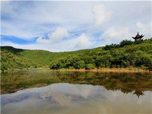 中国大关山摄影俱乐部第24次活动庄浪关山天池朝那湫摄影�风
