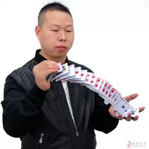 亚洲反赌牌王何俊锋