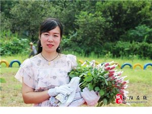 一枝简单的玫瑰花(朗诵诗)――张先军原创