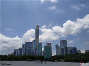 深圳市民中心�S拍