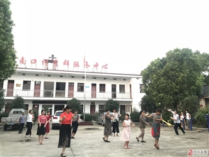 孔城镇南口村 文化工程让村民业余生活有了去处