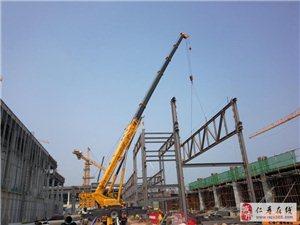 信利(仁寿)项目:快马加鞭抢抓工程建设进度