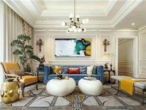 新古典艺术与东方美学的和谐之美,这样的家居装修设计案例仿佛一件艺术品