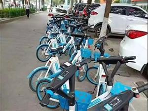 威尼斯人网上娱乐平台街头多辆电动车,被贴罚单!