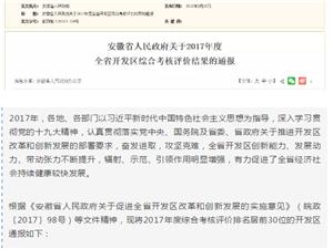 桐城经济开发区怎么又被点名了?