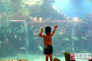 假期带着宝宝去三亚的开心旅行(内附经典景点美食和亲子酒店)