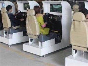 汽车模拟器(驾校学车专用)