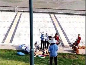 悲剧!宜宾男子长江里游泳被淹死!