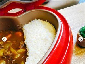 心形电饭煲 每一餐饭都浪漫 !!!