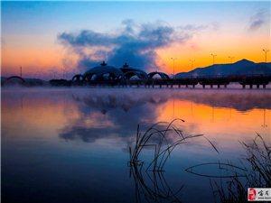 塞北西子――-龙源湖