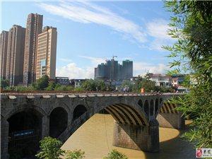 龙凤经济求发展再次扩建团结桥