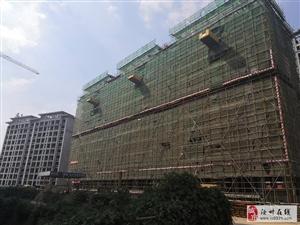 【天伟·金桂园】8月楼盘最新工程进度!