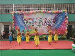 育英小学、第一幼儿园、冯庄、博士双语等庆六一