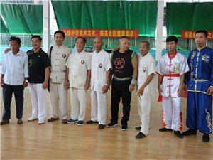 打造全国武术之乡一2018年琼海市地方特色传统武术套路交流会