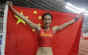 咱福彩3d胆码预测姑娘获得亚运会冠军并打破纪录!快来认识下!