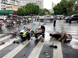 暖心之城!一场场面惨烈车祸,让这座城市全员接力……