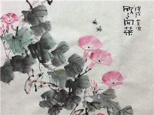 笔端上的微美――――葛军2018 中国画小品选辑