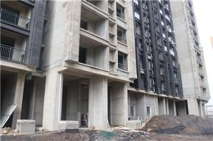 奥林匹克花园8月份工程进度报道,内附施工进度,面积,价格,优惠