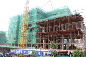 京宁花园8月份工程进度报道,内附施工进度,面积,价格,优惠