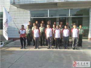 临泉县红十字应急救援队为看守所武警战士进行应急救护知识培训