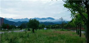 初秋――雨下的栾川腔调