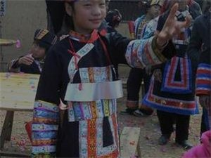 澳门网上投注游戏县瑶族婚礼传承民族文化