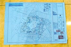 位于广汉市韶山路五段的广汉市・蔚蓝丽景项目方案设计批前公示