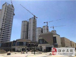 溧水万达广场9月底开业,270余家商家入驻