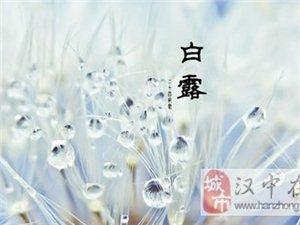 今天迎白露 周末陕西省局地有阵雨