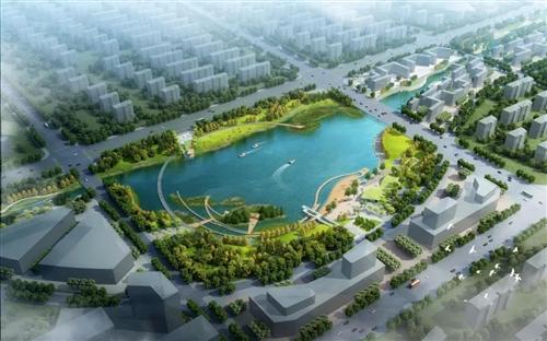 临泉城东南,将打造一座新城!!