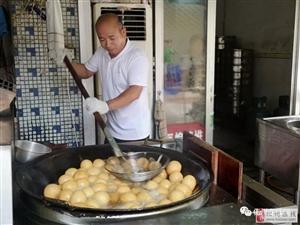 化州民俗美食之官桥煎堆,你吃过吗?