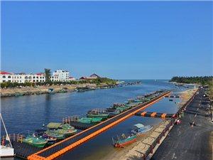 千年渔村 潭门排港