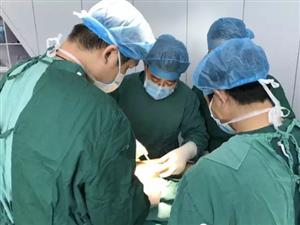 9月16日北京积水潭医院杨胜松博士来院坐诊、手术