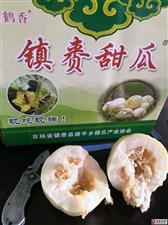 白城电视台公益广告――镇赉甜瓜――中国地理标志证明商标产品