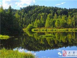 苏城巴彦摄影之小兴安岭的明眸圣湖-吴欣新