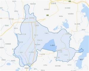 湖南省南县,清末冲积成洲,全国唯一一个以方位词命名的单字县