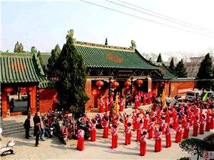 许衡秋季祭祀大典在许衡故里隆重举行
