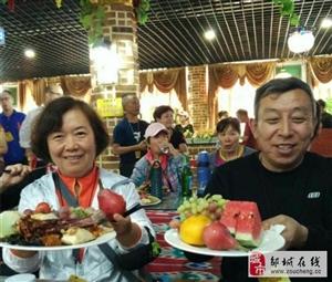 祝:邹城美利达23位车友新疆游凯旋!《2》