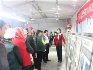 张家川博物馆走进俊义服装厂