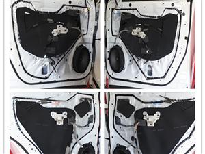 途乐汽车音响改装丹麦丹拿四十周年纪念版236喇叭―太原朗声专业音响店