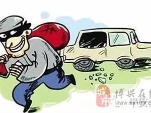 博兴县系列砸车玻璃盗窃车内财物案件成功告破