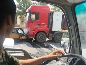 突发!一点左右曹王露又发生重大车祸!