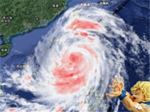 刚刚,揭阳发布台风黄色预警!停课!!