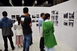 """9月14日,""""影子之城――营造学社镜头下的广汉""""展览在德阳开展"""